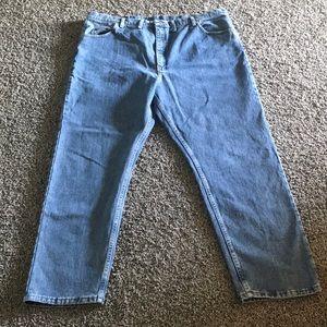 Men's Wrangler Jean size 46 x 32